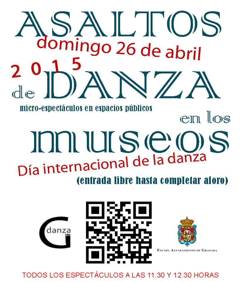 ASALTOS DE DANZA EN LOS MUSEOS 2015)